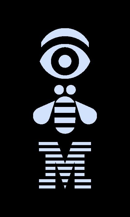 IBM rebus logo