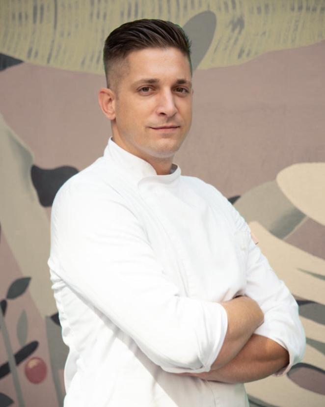 Šef kuhinje Danilo Miljanić
