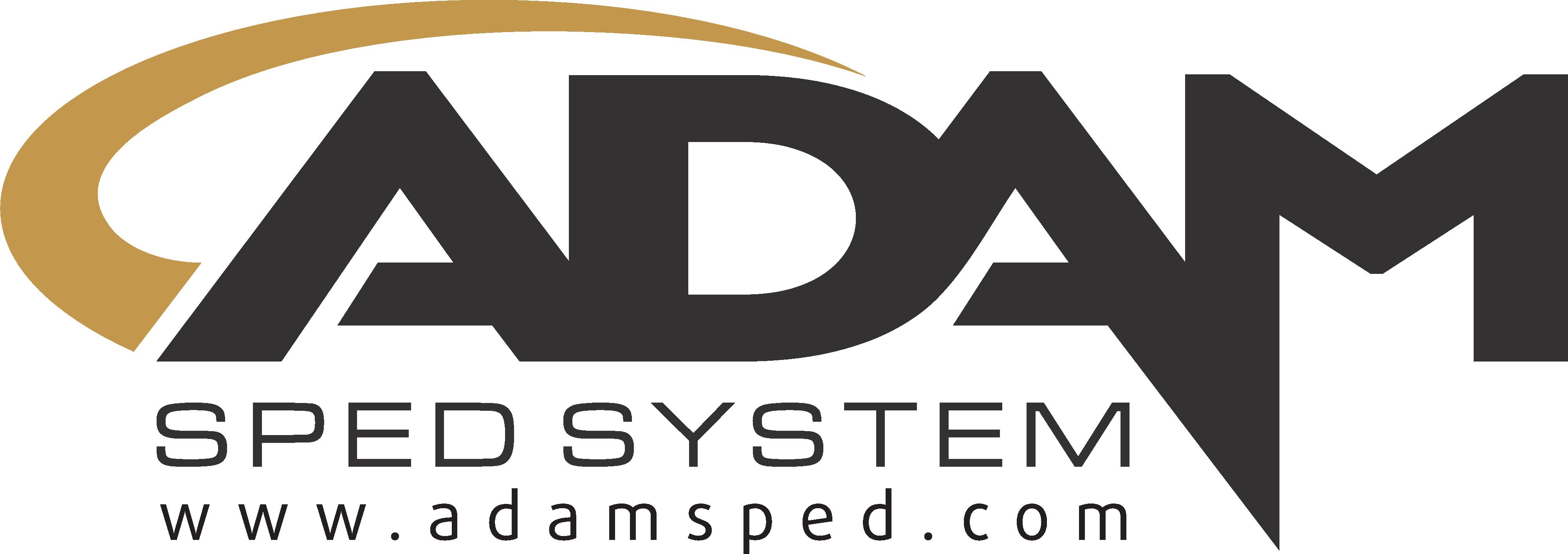 Adamsped logo
