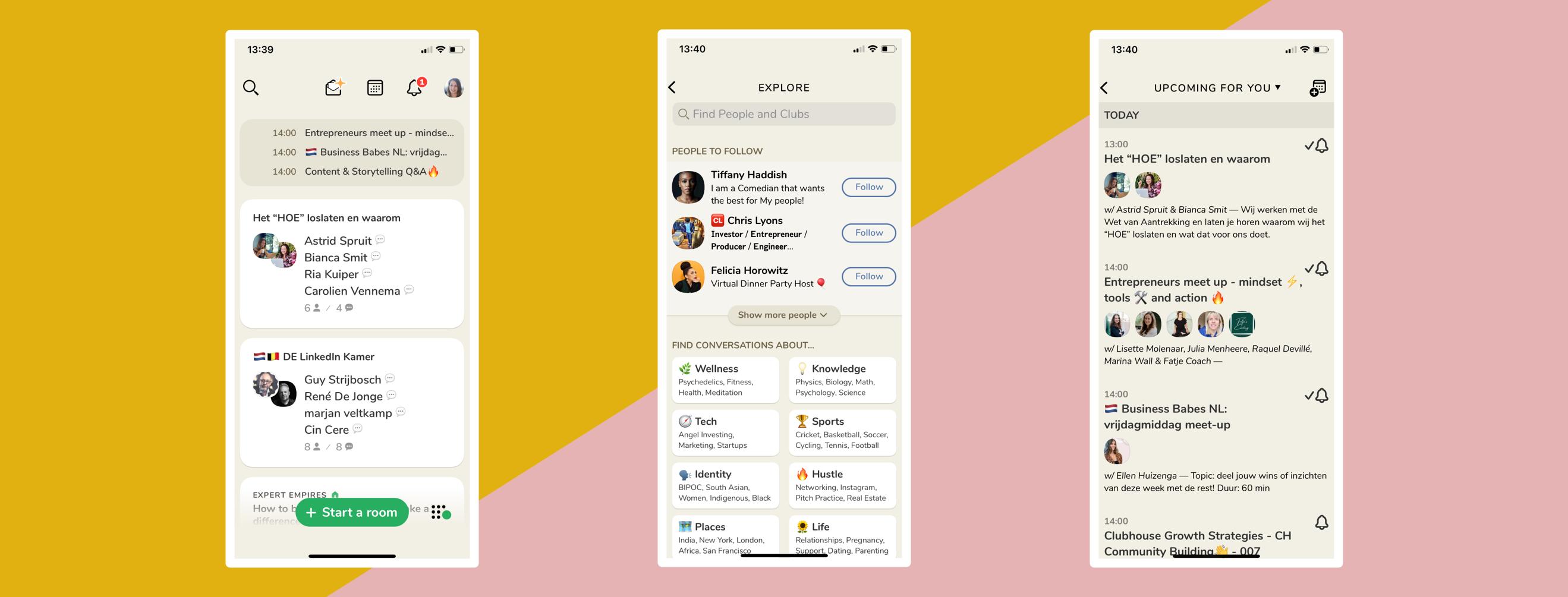 Clubhouse: hét nieuwe social platform?