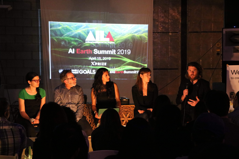 Earth Summit event photo