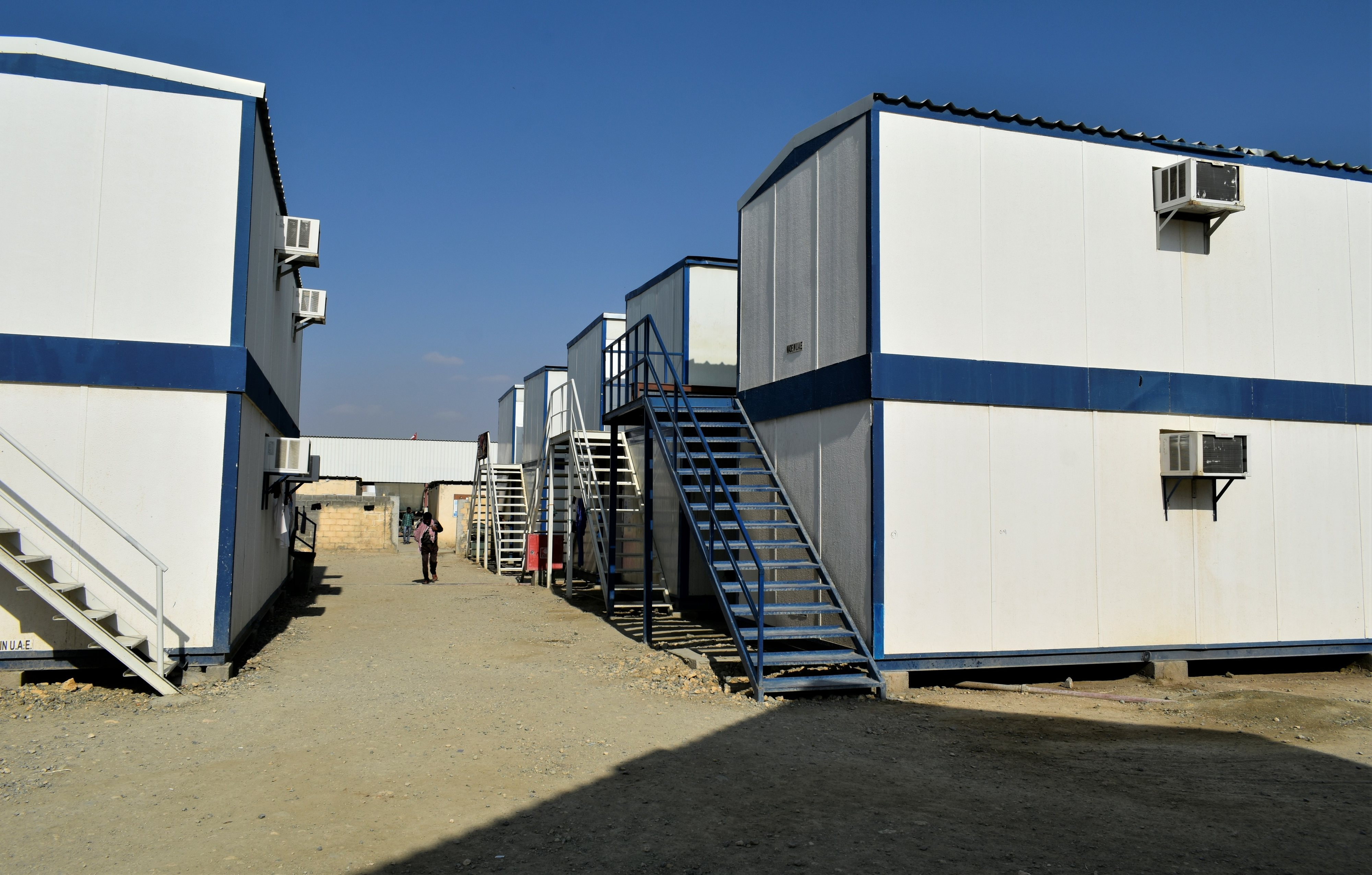 portable offices made from shipping containers