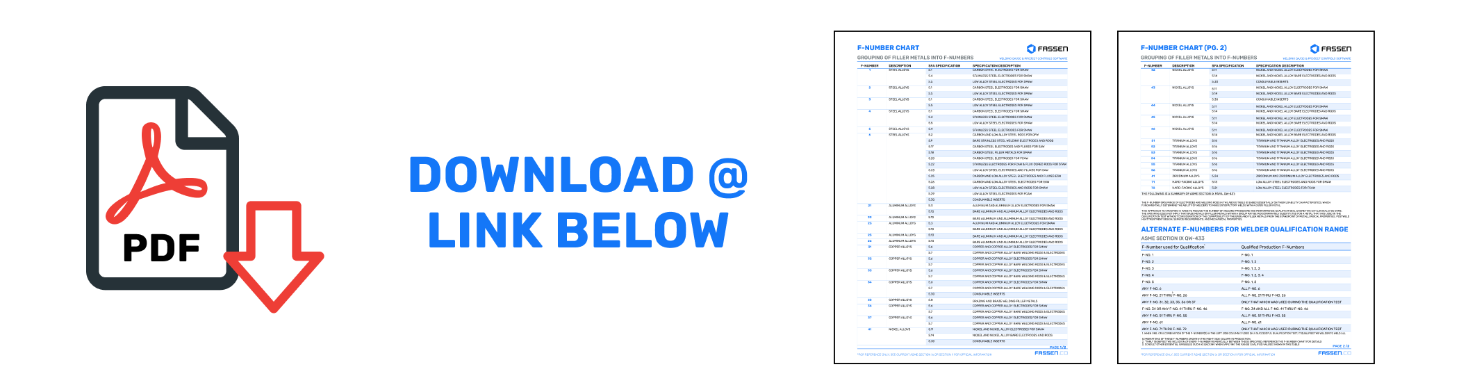 Download F-Number Chart pdf