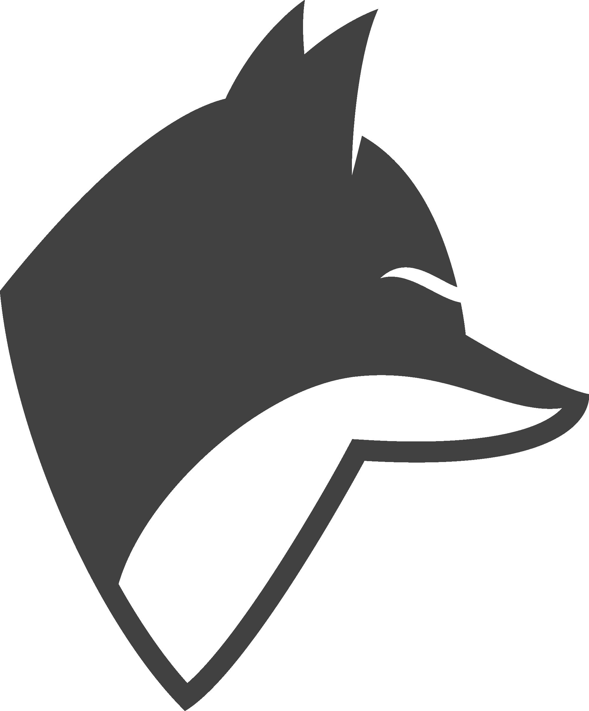 Dark RedFox logo