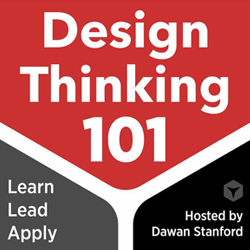 design thinking 1010 podcast logo