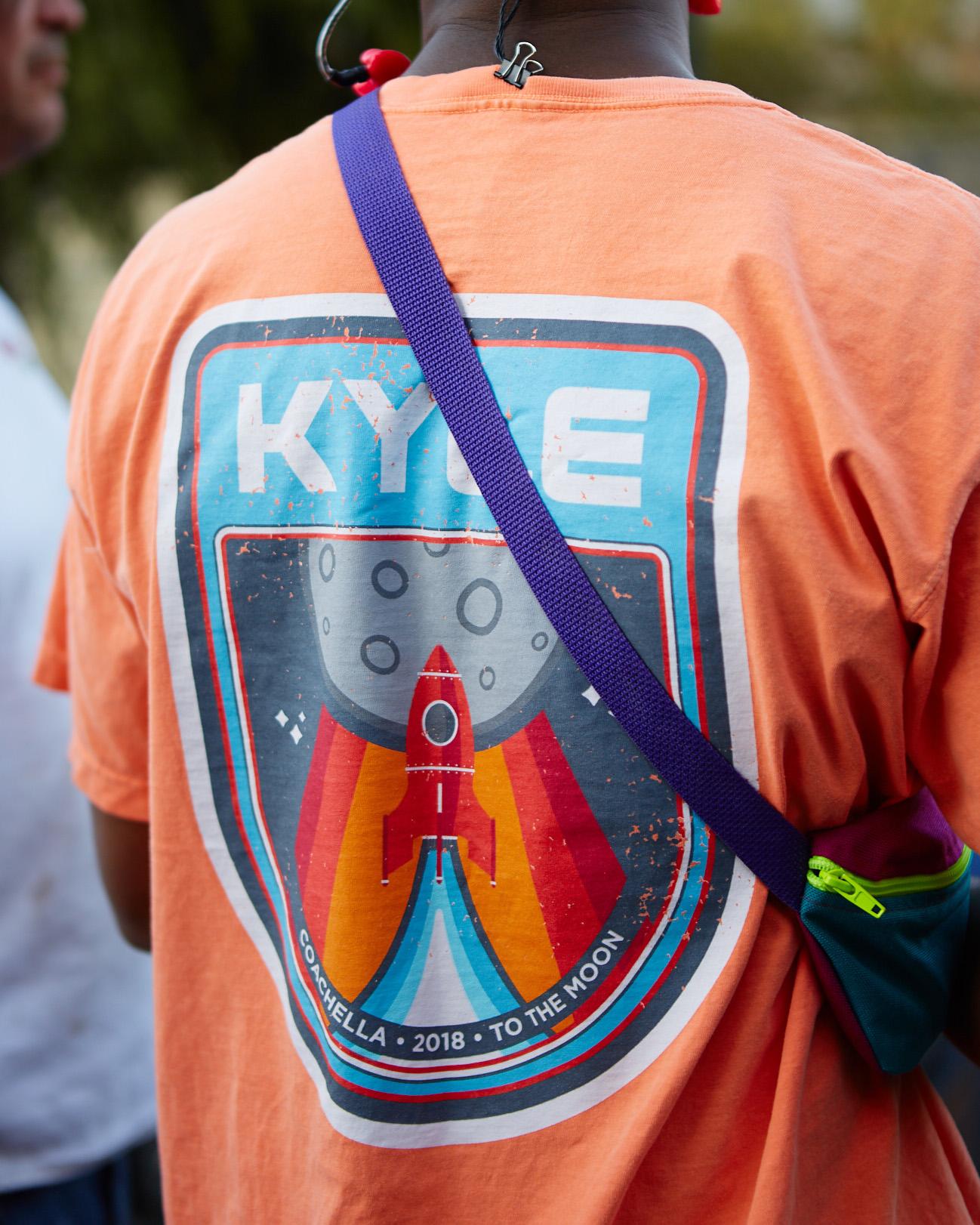 KYLE Coachella 2018
