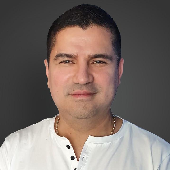 Carlos Mejia Portrait