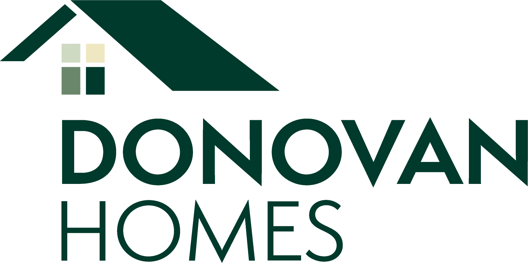 Donovan Homes Logo
