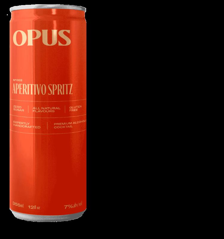 Opus Cocktails Aperitivo Spritz