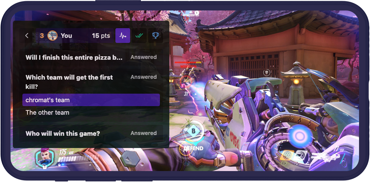 overwatch questions