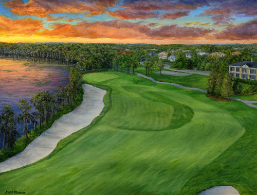 Lake Nona - 18th Hole