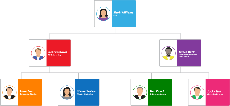 account planning software for relationship mapping