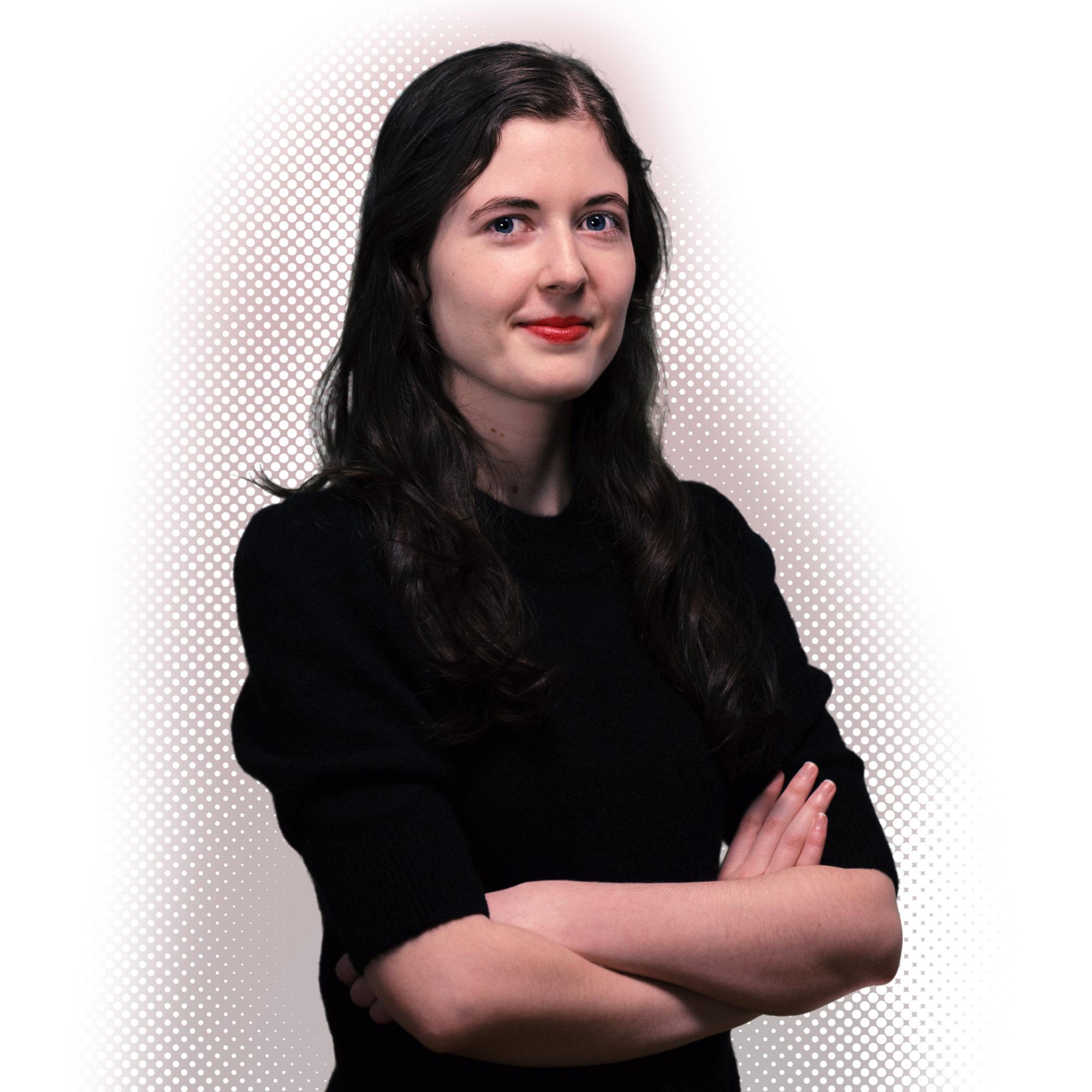 Portraitfoto von Julia Niclaus