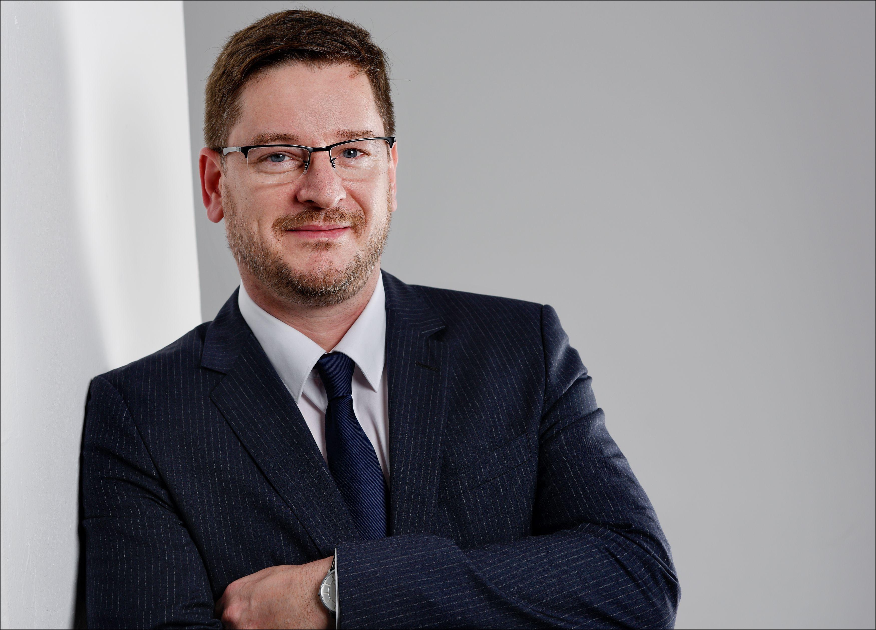 Porträtfoto von Herr Dr. Christian Walda