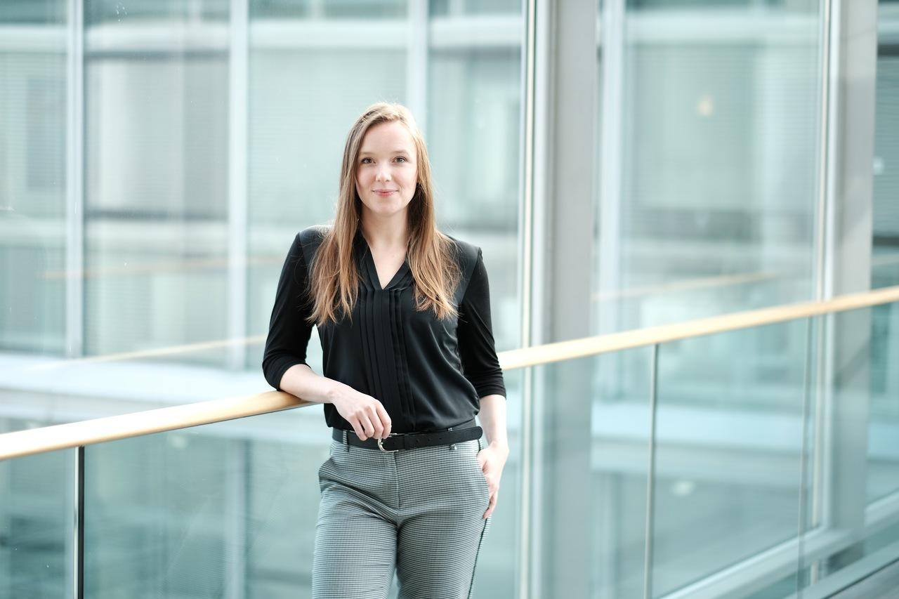 Porträtfoto von Viviane Wirtz