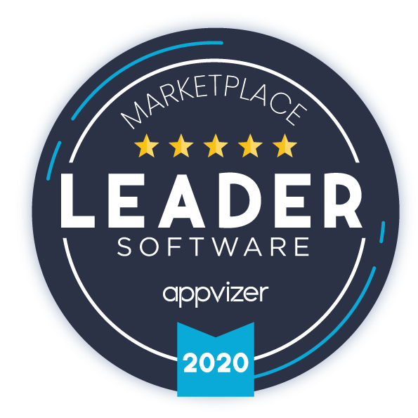 Marketplace solution leader badge by appvizer