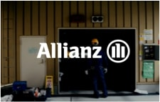 allianz marketplace with the uppler b2b platform solution