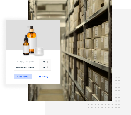b2b e-commerce software preview