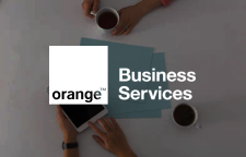 Orange Business Services b2b marketplace with Uppler