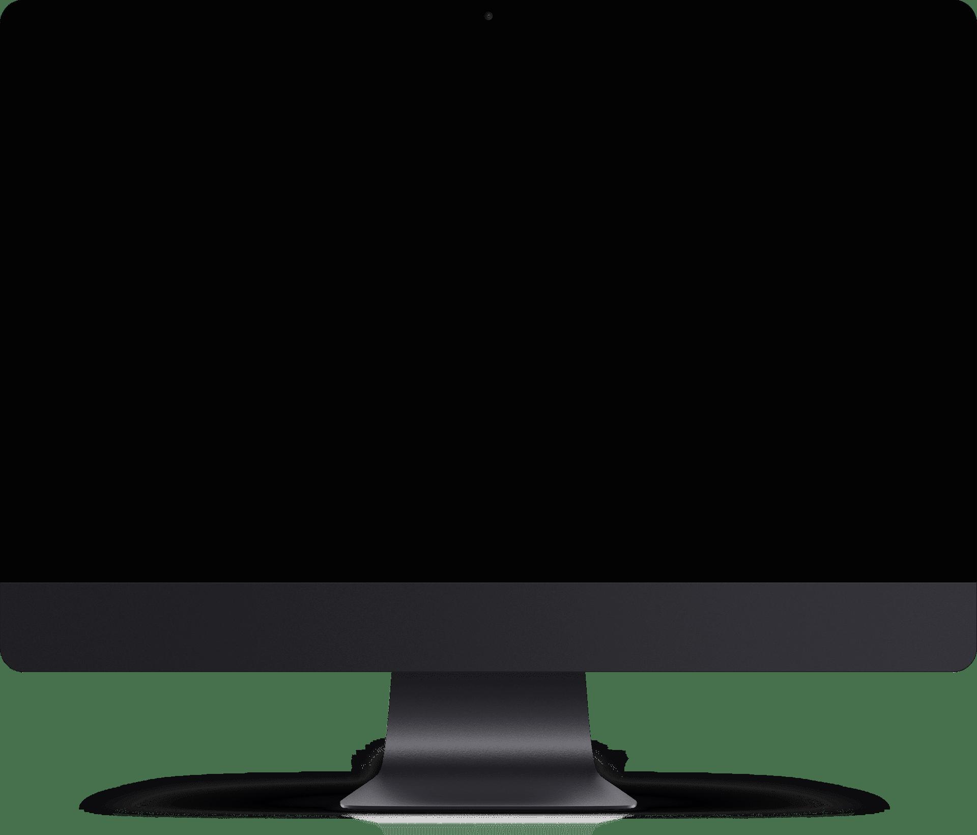 Imac screen