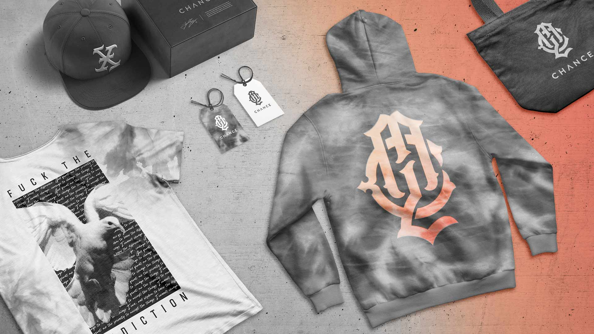 My Last Chance - Apparel Branding, Clothing Photography