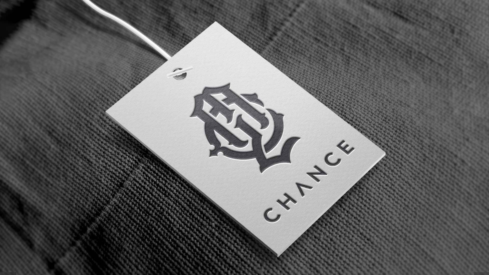 My Last Chance - Apparel Branding Clothing Tag