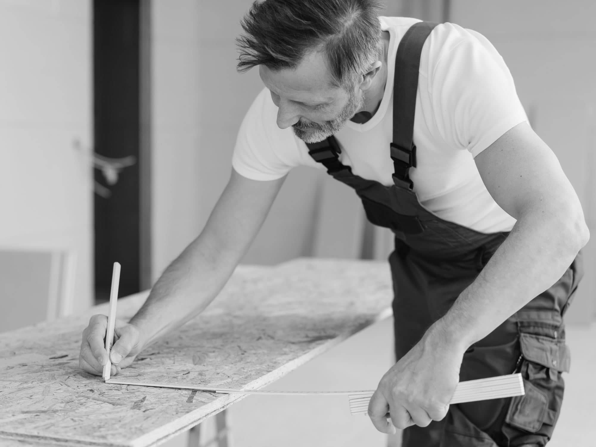 Construction company Photography - Carpenter