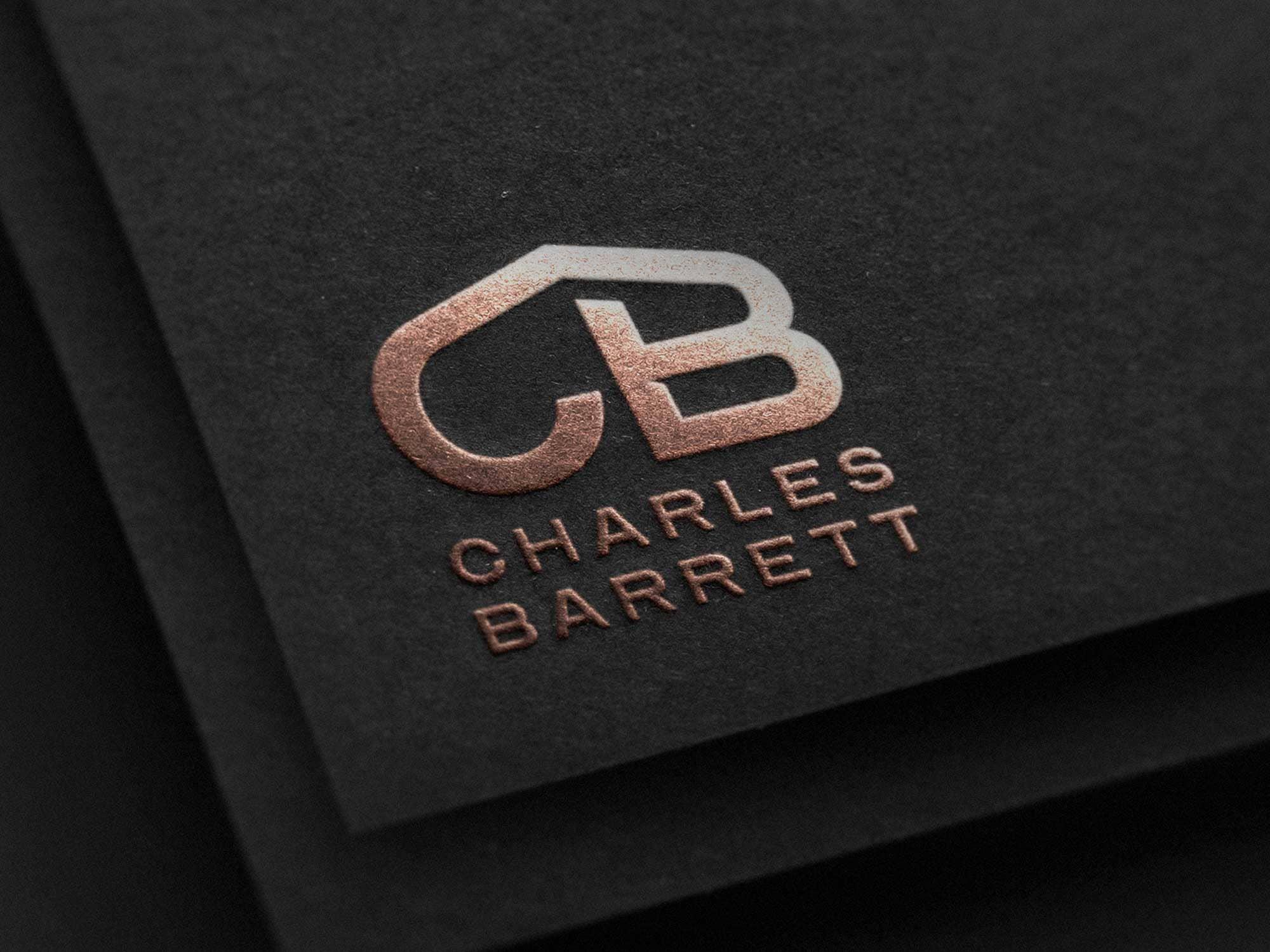 Construction company branding - logo