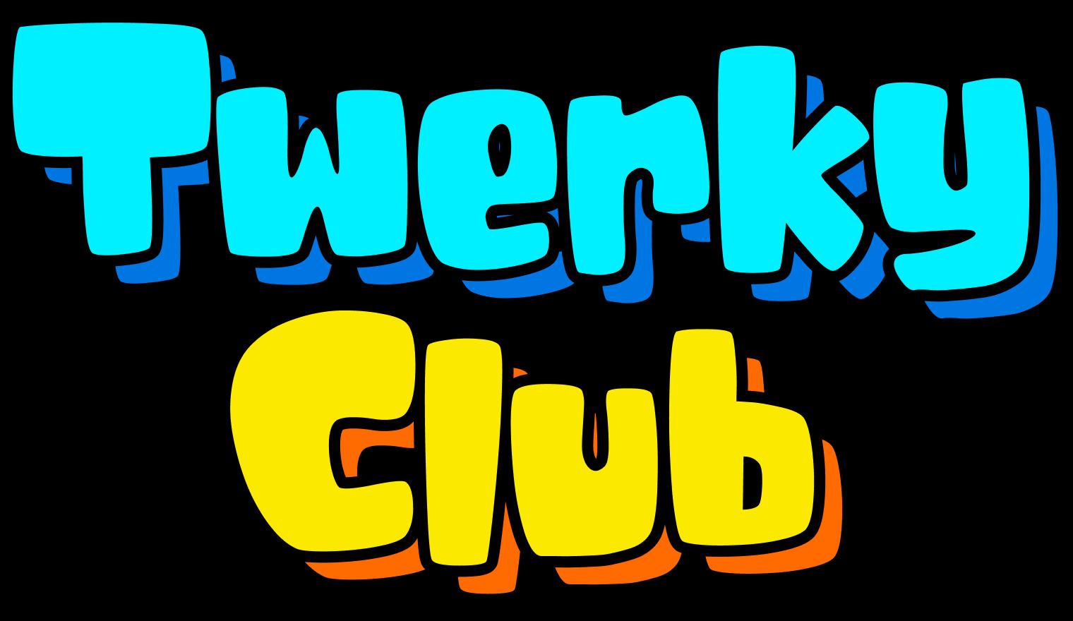 Twerky Club Logo