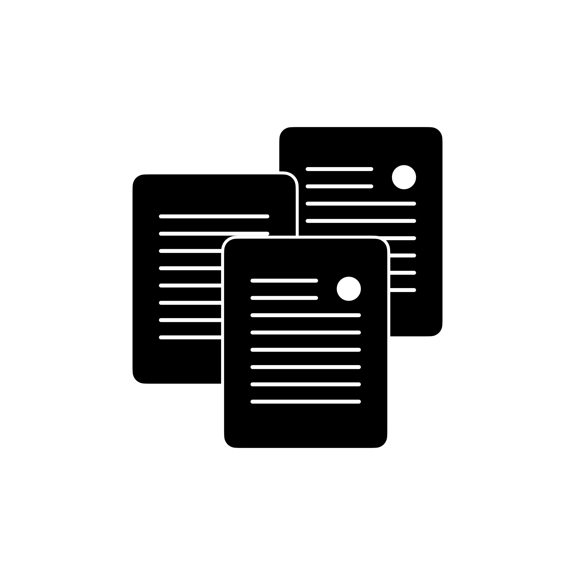 Templates - Icon