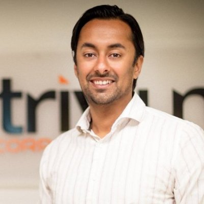 Sharad Singh - Trivium CEO - Chief Empowering Officer
