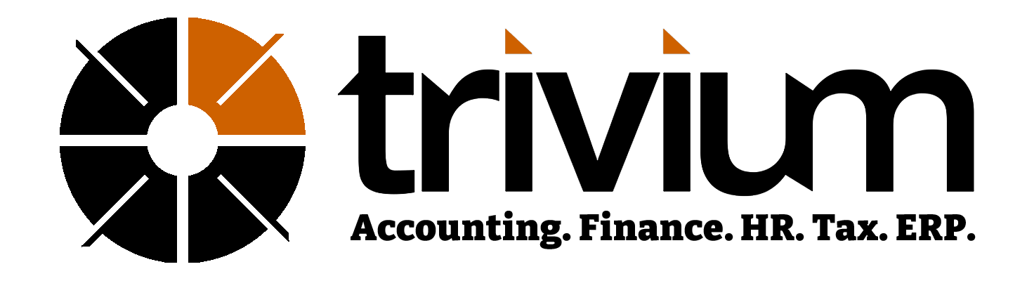 Trivium logo medium resolution Accounting, Finance, HR, Tax, ERP, Digital Media