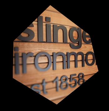Slingers Ironmongers logo