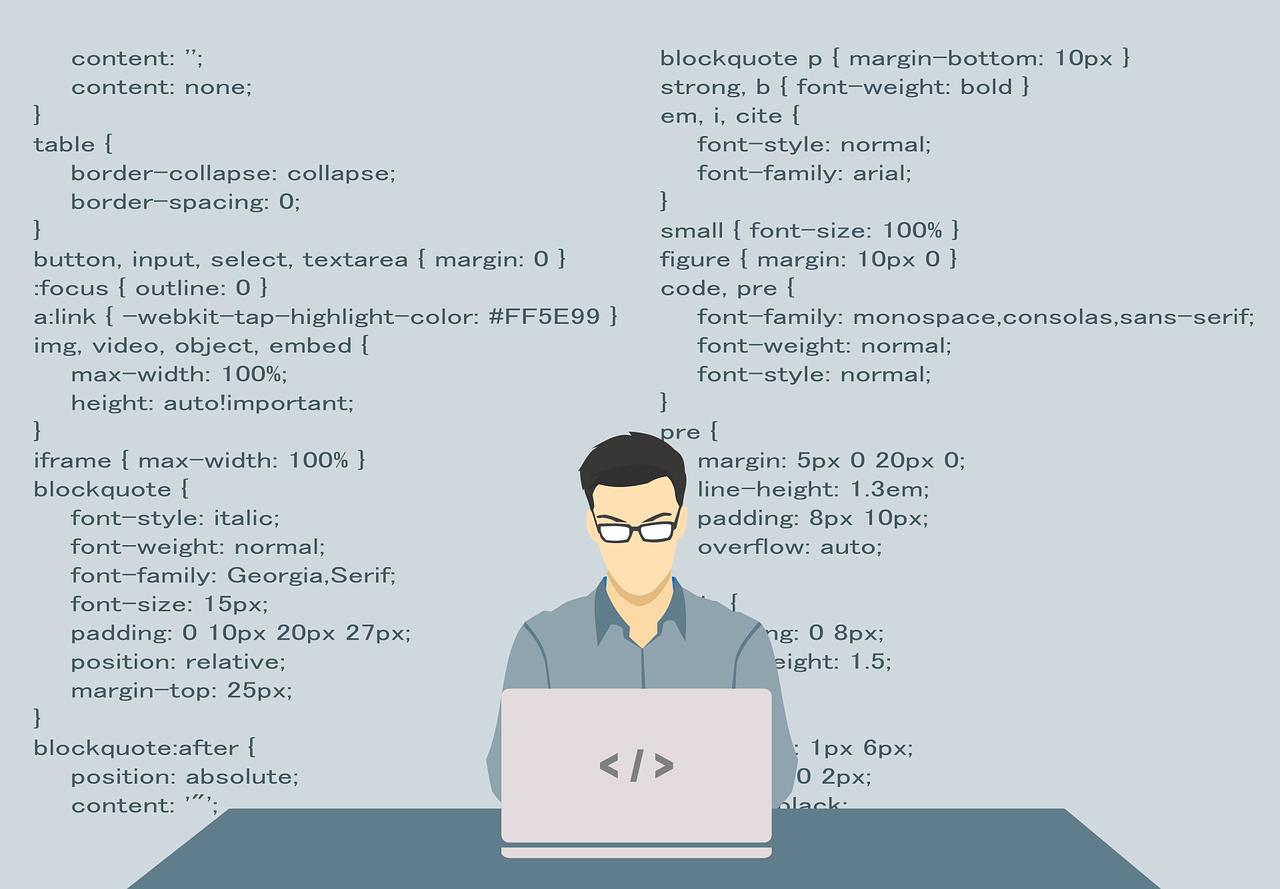 how to code your website