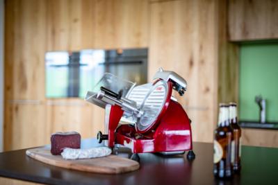 Küchenmaschine rot