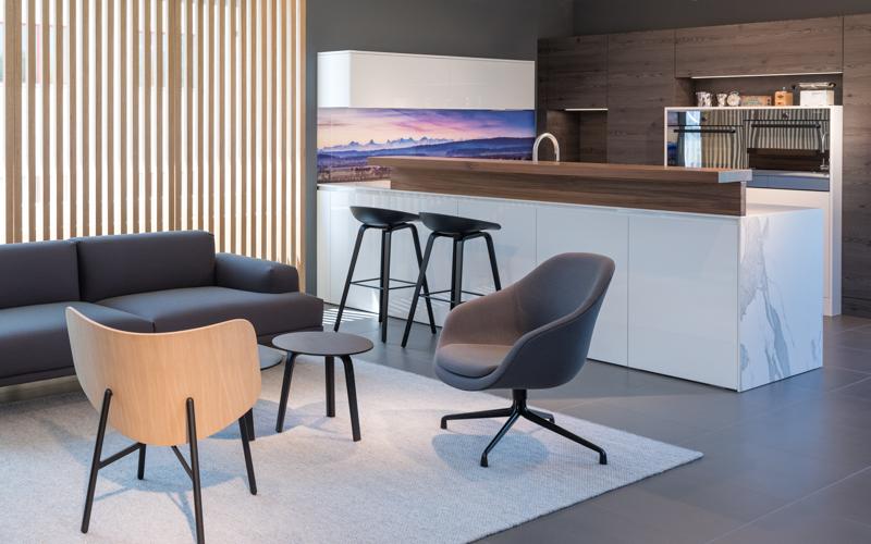 Küchenausstellung und Showroom