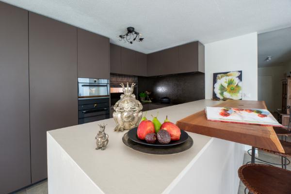 Moderne Küchen mit praktischem Innenleben