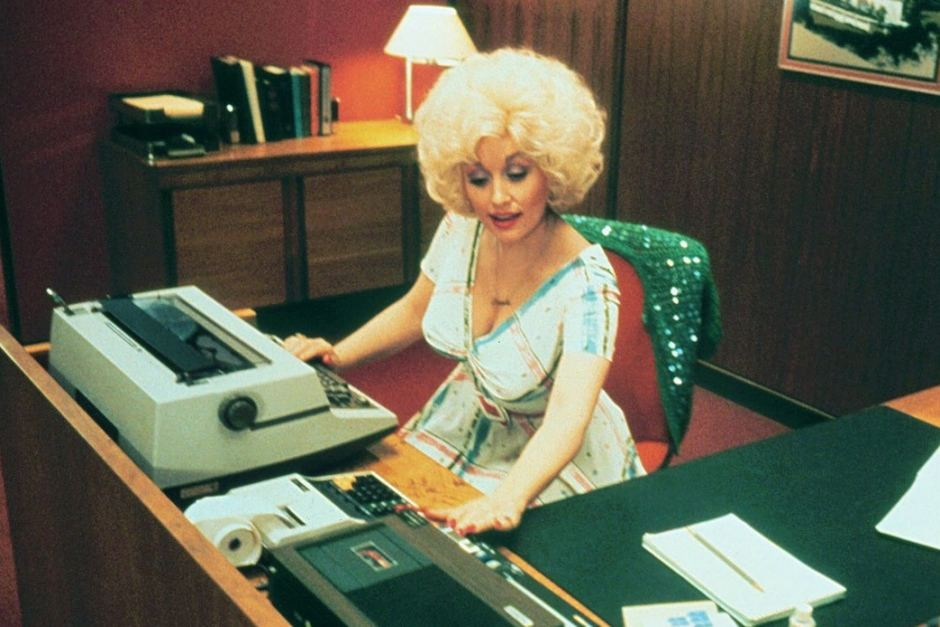 Dolly Parton Working 9-5