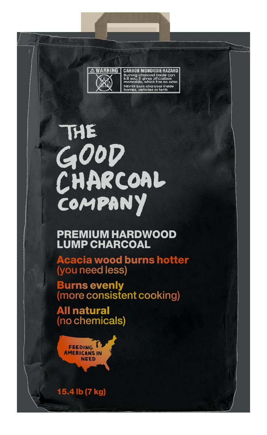 Premium Hardwood Lump Charcoal