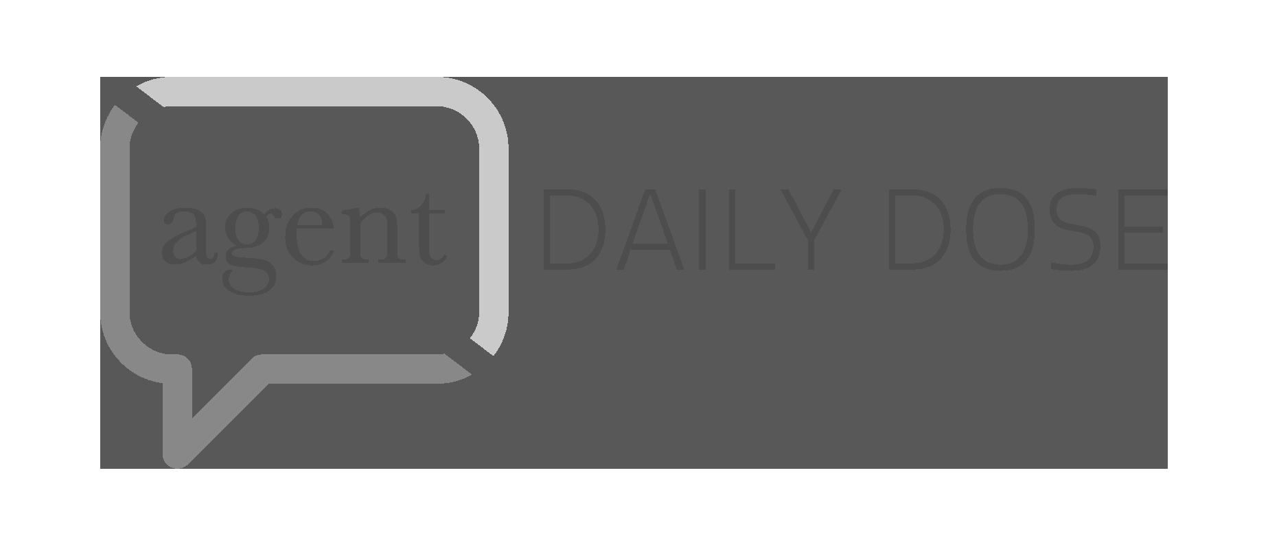 agent Daily Dose Company Logo