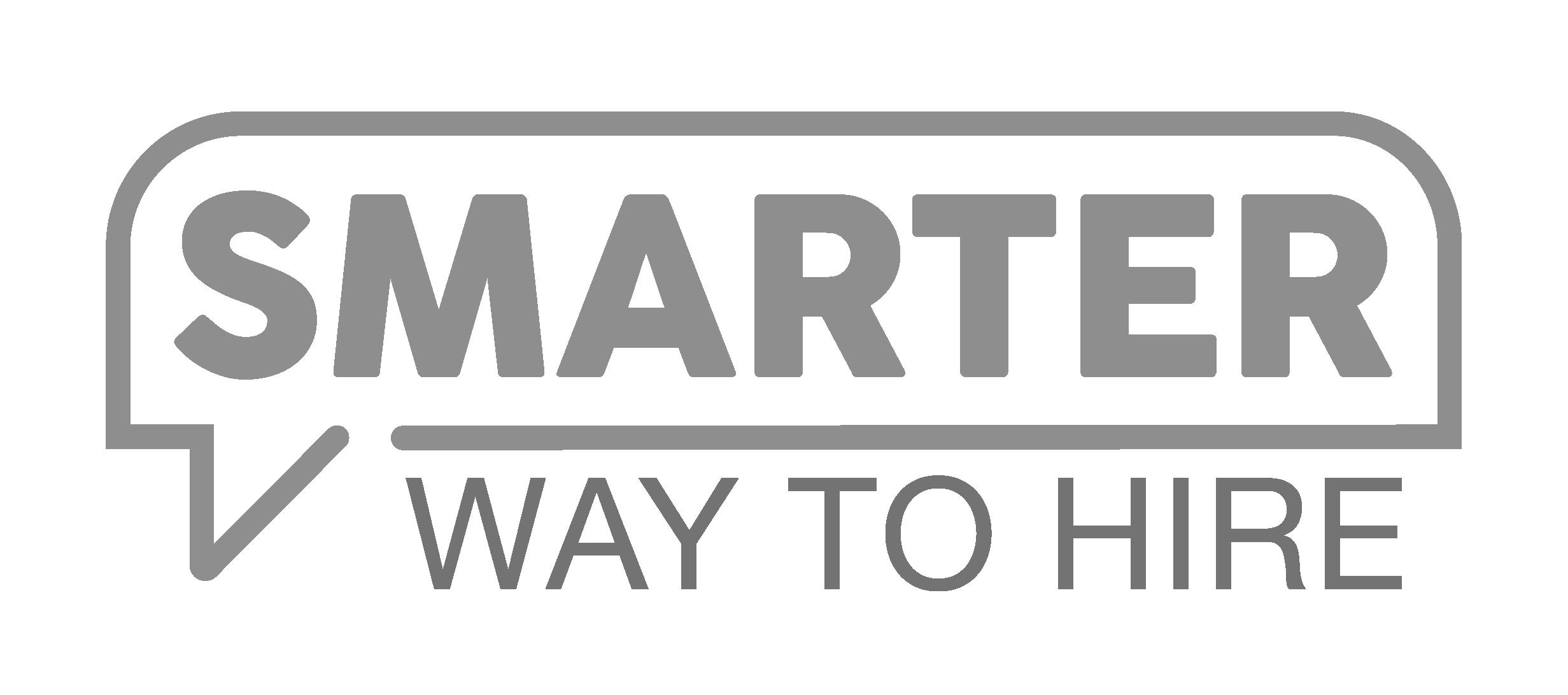 Smarter Way to Hire Company Logo