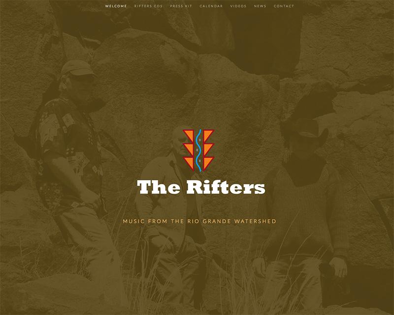 The Rifters Website