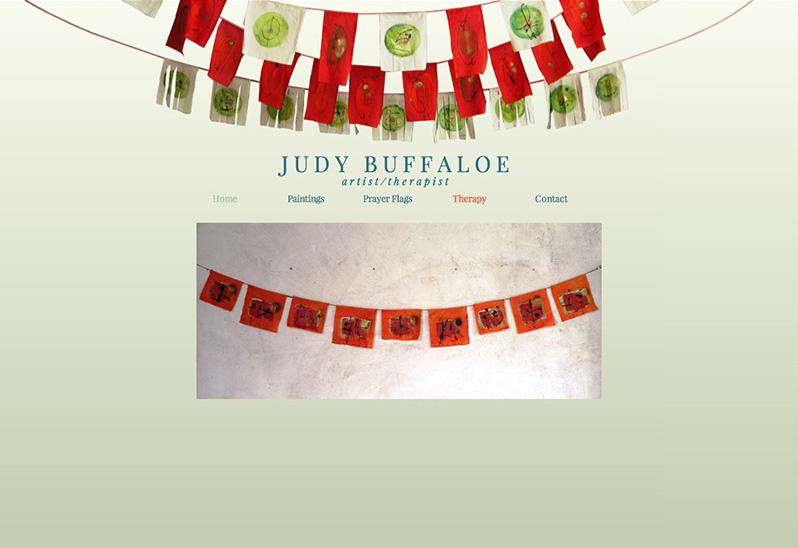 Judith Buffaloe Website