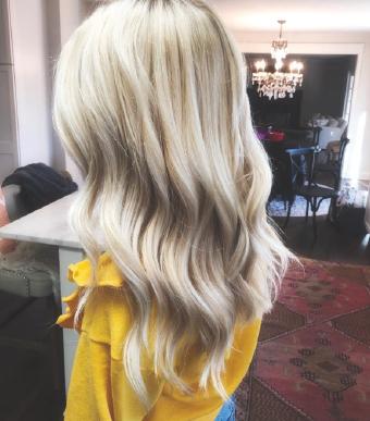 blonde hair colorist chicago