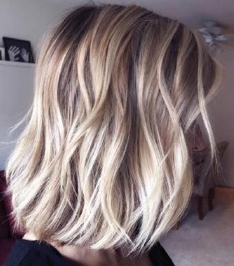 blonde hair colorist near me