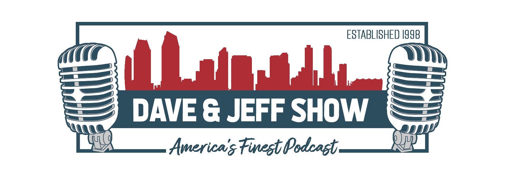 Dave & Jeff Show Logo