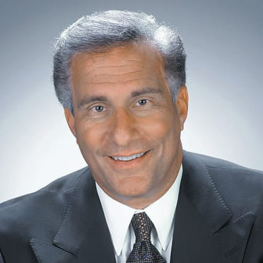 Headshot of longtime Padres radio voice, Ted Leitner