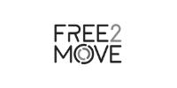 Logo Free 2 move