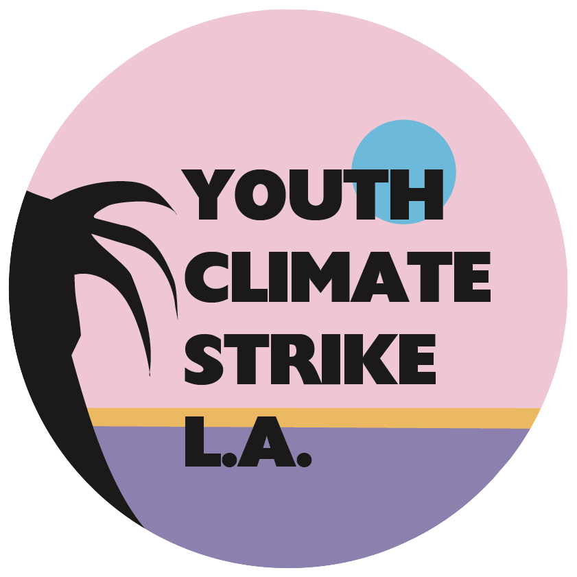 LA Youth Climate Strike