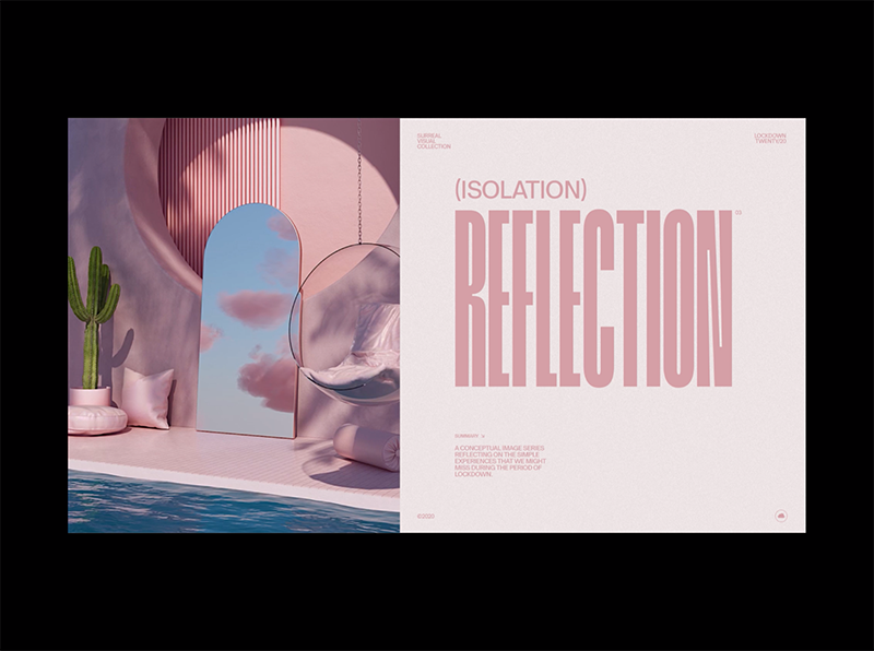 Isolation reflection